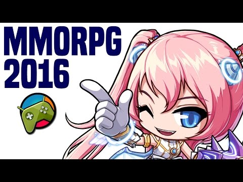 Top 10 Best Android MMORPG Games 2016