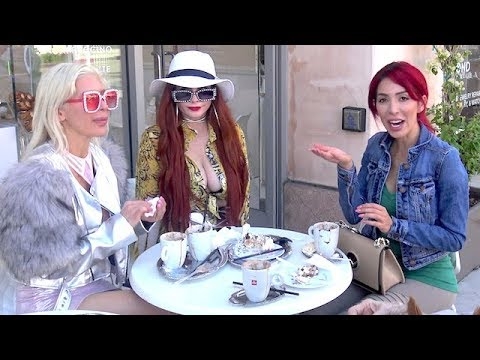 EXCLUSIVE  Farrah Abraham Grabs Lunch With Girlfriends Frenchy Morgan And Phoebe Price