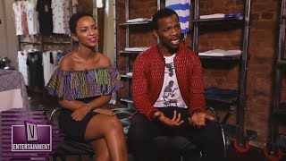 Zakes Bantwini and Nandi Mngoma talk about 'Dance' - V-ENTERTAINMENT - 2015-11-27_1