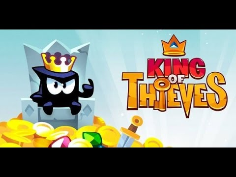 King Of Thieves - дело №1 - резвый старт