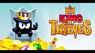 King of Thieves - дело 1 - резвый старт