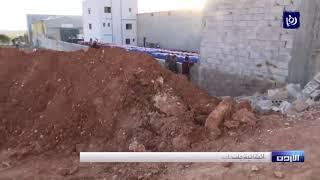 وفاة شخصين إثر انهيار أتربة في موقع أعمال إنشائية بسحاب - (26-1-2019)