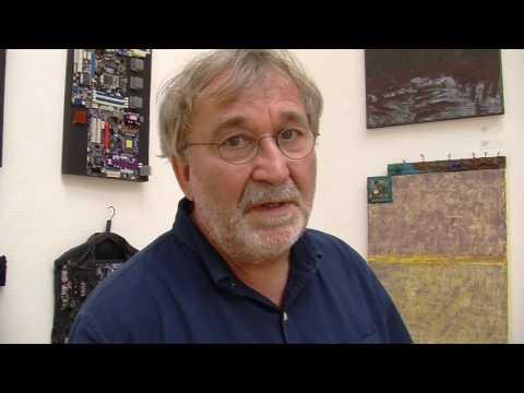 """Motion Landscape""  Vladimir Opara. Pulchri Studio in Den Haag"