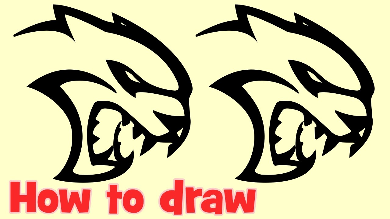 How to draw cat logo step by step youtube how to draw cat logo step by step buycottarizona