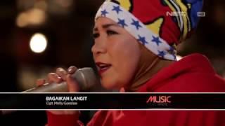 Gambar cover Potret - Bagaikan Langit (Live at Music Everywhere) **