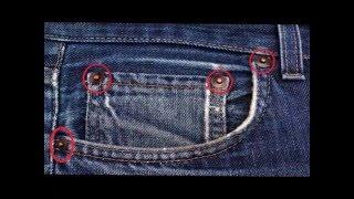 لن تصدق ما هو سر وجود أزرار صغيرة على جيوب «الجينز» ؟!