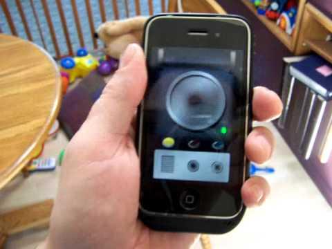 Star Trek TOS Communicator Iphone App