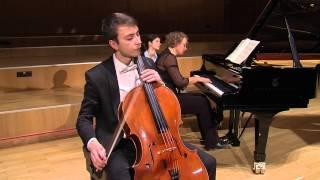 Mendelssohn Cello Sonata No. 2 Op. 58 - Adagio/Molto Allegro e vivace(III-IV)