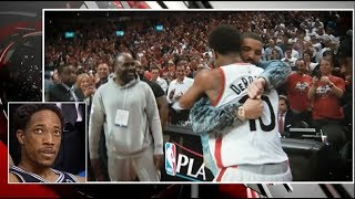 Toronto Honors DeMar DeRozan With Tribute Video | February 22, 2019