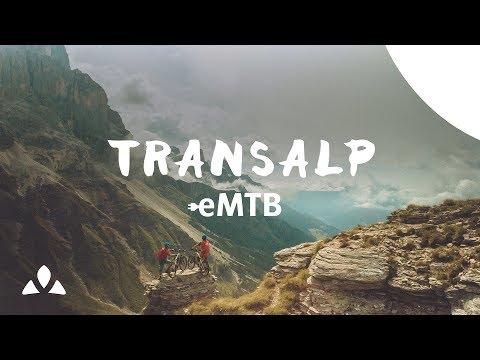 E-Mountainbike Trans Alp - The Experiment | VAUDE