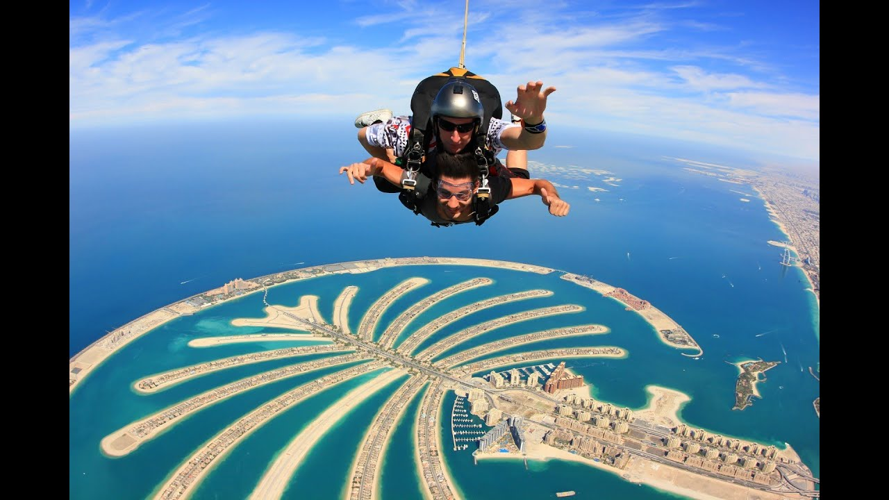 Image result for skydiving dubai