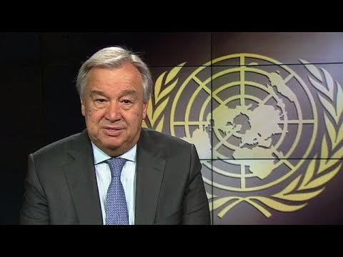 United Nations Day - Video Message by UN Secretary-General