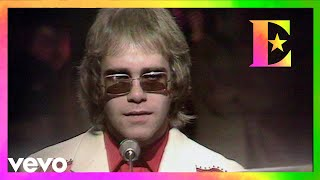 Elton John - Your Song (Top Of The Pops 1971)