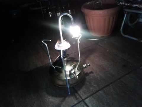 Amantilla Primus stove.