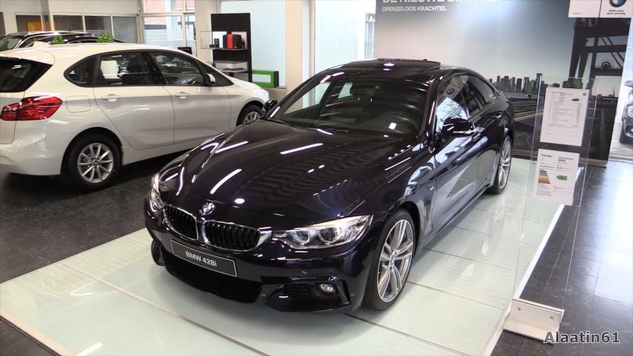 BMW Series M Gran Coupe In Depth Review Interior Exterior - Bmw 4 series interior