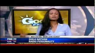 Shila on Fox 29: Are Men Attracted To Women That Remind Them Of Their Mothers?
