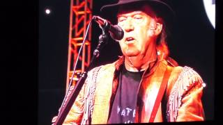 """""""Forever Young"""" : Roger Waters & Neil Young : Bridge School 2016 / Day 1 (Oct 22, 2016)"""