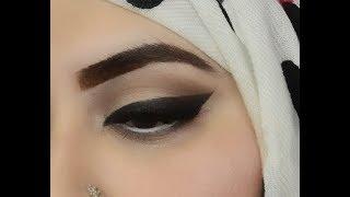 Basic makeup and Eyeliner Tutorial for Beginners Urdu/Hindi