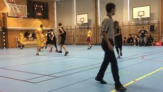HU17 Nivå 1 Central Basket vs Huddinge Basket