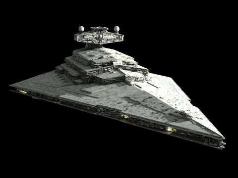 Imperial Star Destroyer Ambient Engine Sound for 12 Hours