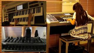 小学4年生(9歳)バンドスコアからの編曲。 父親の好きな曲生涯トップ3...