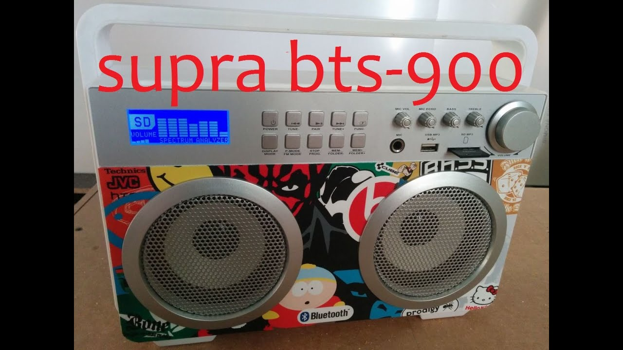 Supra Bts 900 инструкция - картинка 3