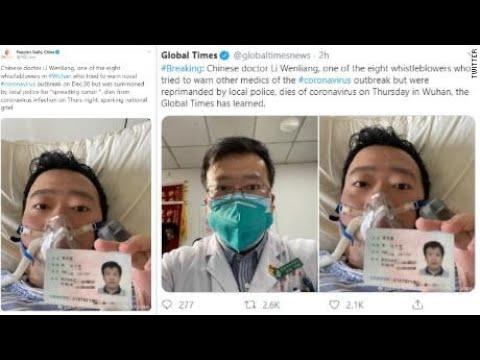 SPECIAL: L'histoire du docteur Li Wenliang
