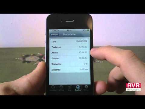 High Gps Tracker: tracciamo le nostre passeggiate con l'iphone - AVRMagazine