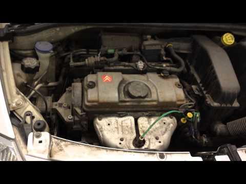 CITROEN C3 02-09 1.4l 8V PETROL ENGINE (TU3A 90k miles) #0795V/4