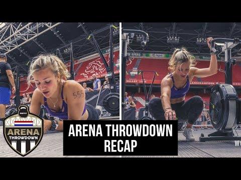 ARENA THROWDOWN WORKOUT RECAP 2019 | Ep. 14
