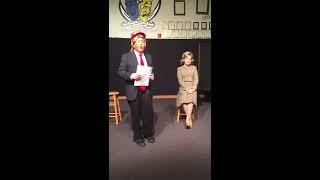 Donald Trump and Hillary Clinton 2016 Kid Debate