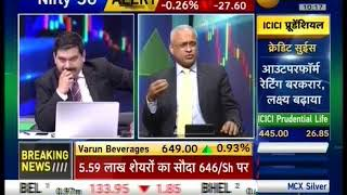 Mr Sunil Subramaniam in interview with Zee Business News 25 April 2018