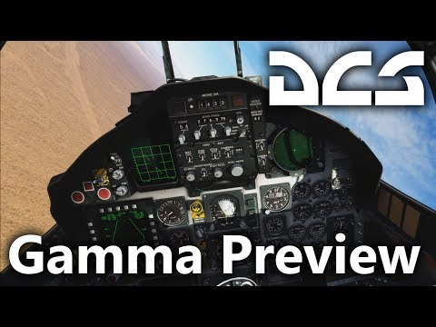 DCS World - Gamma Feature Preview
