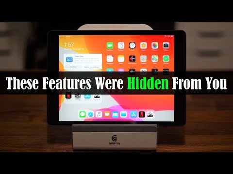 IPad 10.2 And IPad Air 10.5 (2019) - 10 Hidden Features You Didn't Know