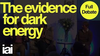 The Evidence for Dark Energy | Full Debate | Erik Verlinde, Massimo Pigliucci