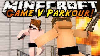 Minecraft Parkour : GAME V Part 4! (SAINTS ROW PARKOUR!)