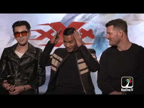 Tony Jaa, Kris Wu and Michael Bisping XXX Return of Xandercage
