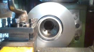Проточка тормозного диска , от А до Я.