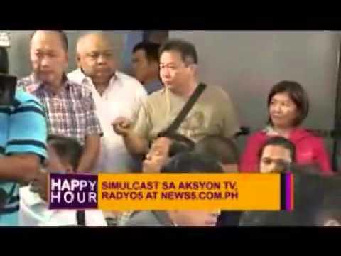 Rodrigo Duterte Interview