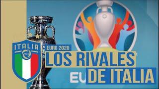REACCIONANDO AL SORTEO DE LA EUROCOPA 2020 I Italia en el Grupo A