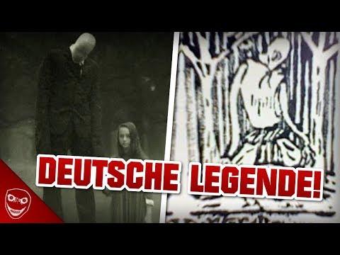 Die gruseligste deutsche Legende! Der Großmann!
