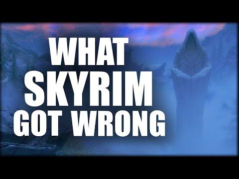 What Skyrim Got Wrong - The Nordic Pantheon