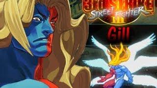 Street Fighter III 3rd Strike Gill Playthrough Arcade Longplay thumbnail