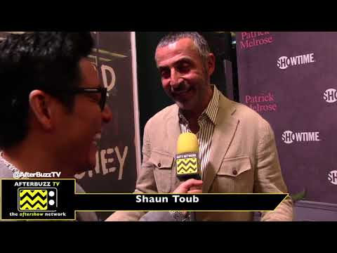 Shaun Toub talks Homeland and wrapping up his character on the .