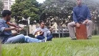 Ed Sheeran - Galway Girl   cover Alejandro Pinto Ft. Distintos Ecos