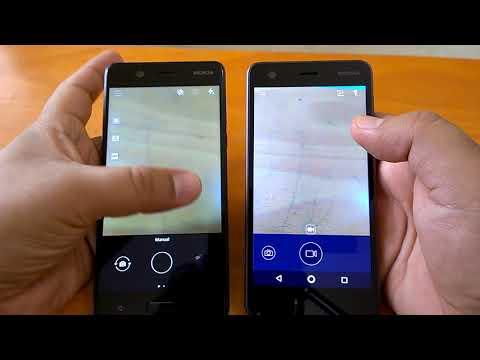 Nokia 5 Android Oreo Beta new Camera app hands-on