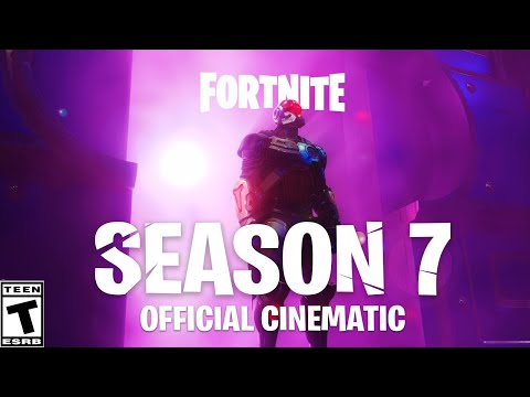 Fortnite Chapter 2 Season 7 Cinematic trailer (Official Concept)
