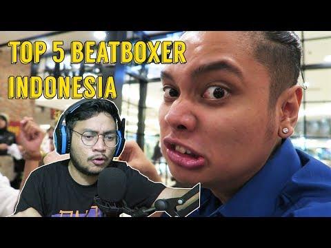 Terlalu SADIS ! 5 Top beatboxer indonesia, nomor 2 paling fenomenal | Beatbox itu Gampang