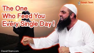 The One Who Feed You Every Single Day !  ᴴᴰ ┇Mohammad Hoblos┇ Dawah Team