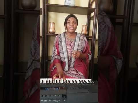 JÉSUS Est Mon Papa (chant Du Groupe Eden ) Interprété Par Esther Logbo
